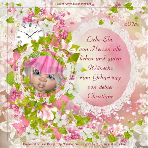 An den Beitrag angehängtes Bild: http://www.rustys-kleine-welt.net/2018_Geschenke/2018_Glueckwunsch_Ela_von-Christiane.jpg